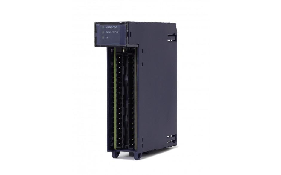 RX3i - 12 izolowanych wejść analogowych prądowo-napięciowych (0-20/4-20/±20 mA; 0-10/±10 V; 16 bitów); diagnostyka 2