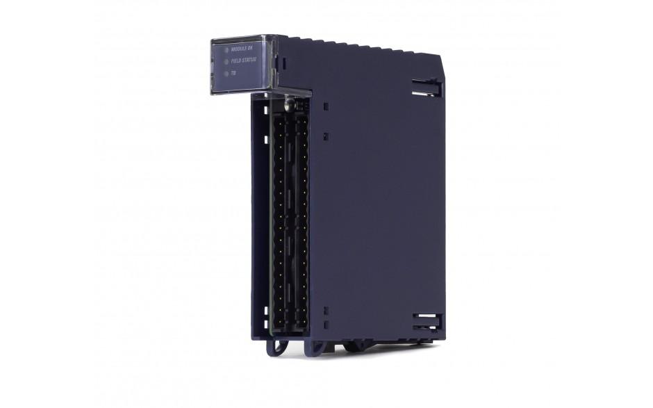 RX3i - 8 wejść analogowych lub 4 wejścia różnicowe (0-20/4-20/±20 mA; 0-10/±10 V; 16 bitów); diagnostyka 2