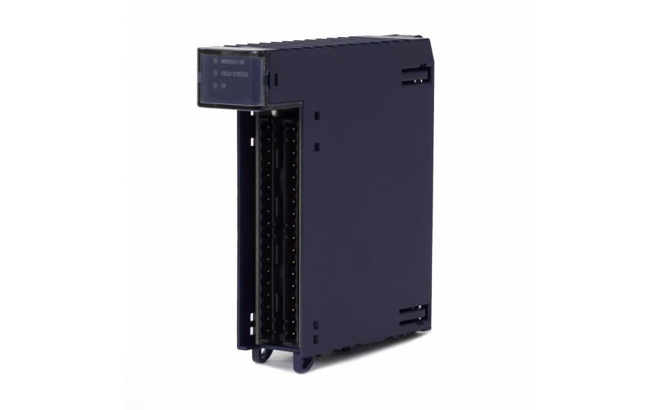 RX3i - 8 wejść analogowych prądowo-napięciowych (0-20/4-20/±20 mA; 0-10/0-5/±5/±10 V; 16 bitów); HART 2