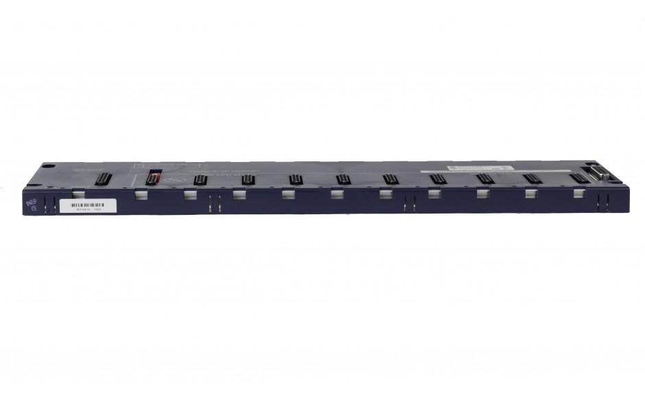 RX3i - Kaseta rozszerzająca dla kontrolera RX3i; 10 gniazd - wymaga w kasecie głównej modułu IC695LRE001 3