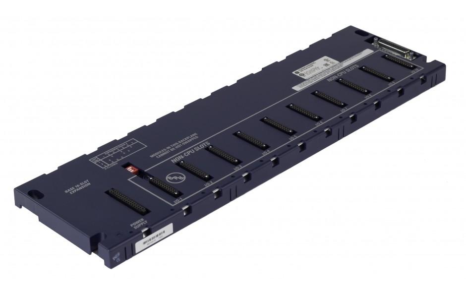 RX3i - Kaseta rozszerzająca dla kontrolera RX3i; 10 gniazd - wymaga w kasecie głównej modułu IC695LRE001 2
