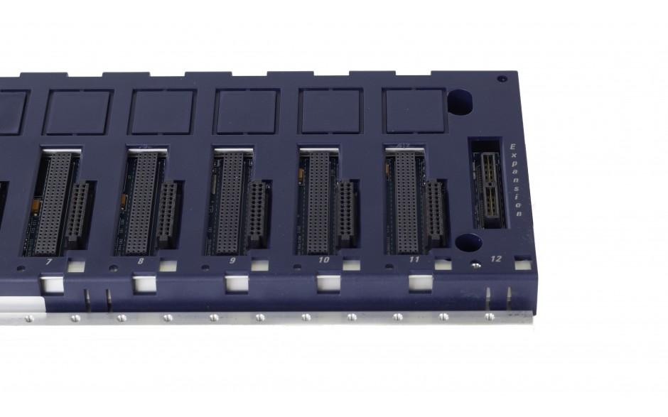 RX3i - Kaseta bazowa kontrolera RX3i; 12 gniazd 2