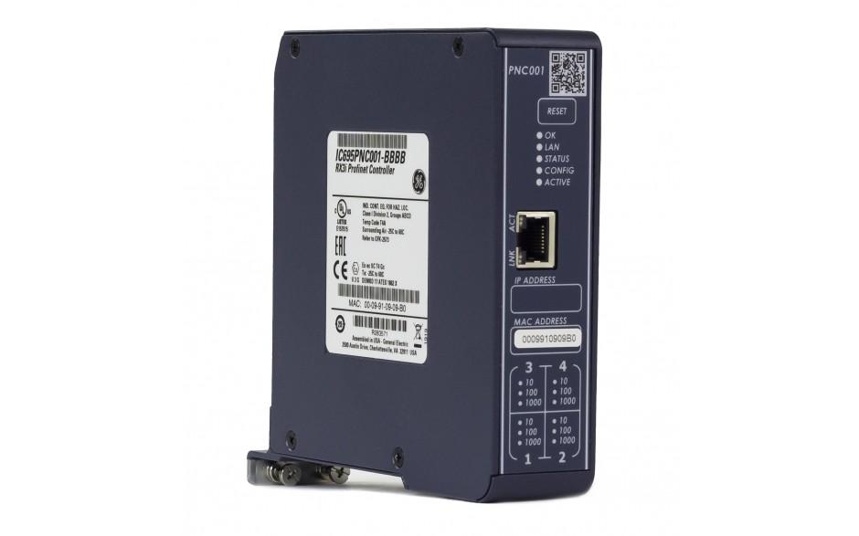 RX3i - Moduł komunikacyjny Profinet Controller MRP 1 Gb 2