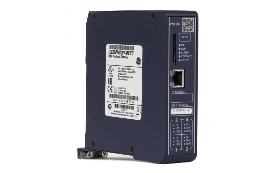 RX3i - Moduł komunikacyjny Profinet Scanner MRP 1 Gb 2