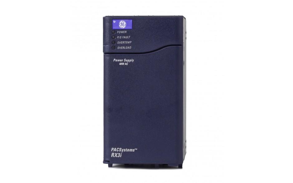 RX3i - Zasilacz do kasety bazowej RX3i 240 VAC; 40W 2