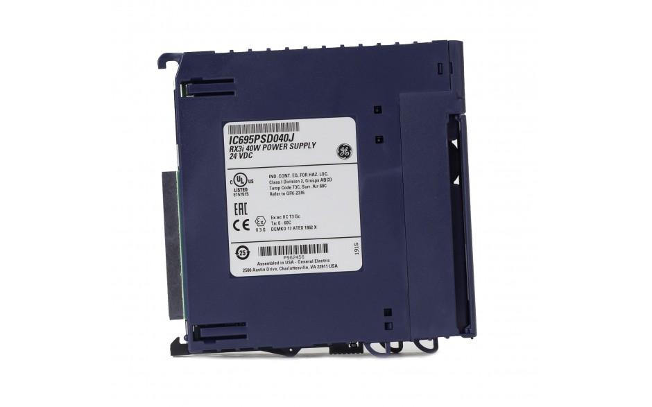 RX3i - Zasilacz do kasety bazowej RX3i 24 VDC; 40W 2