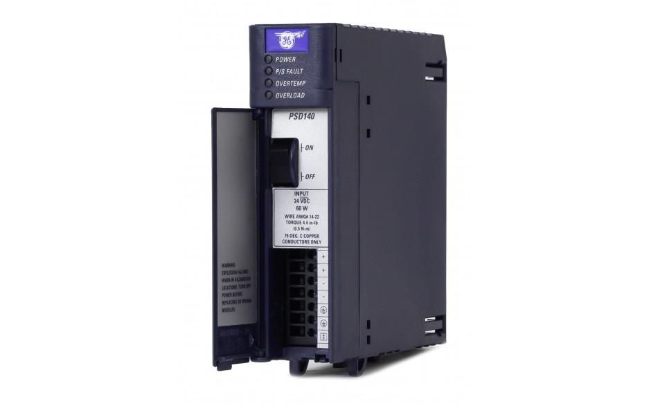 RX3i - Zasilacz do kasety bazowej RX3i 24 VDC; 40W - do układów rezerwacji zasilania