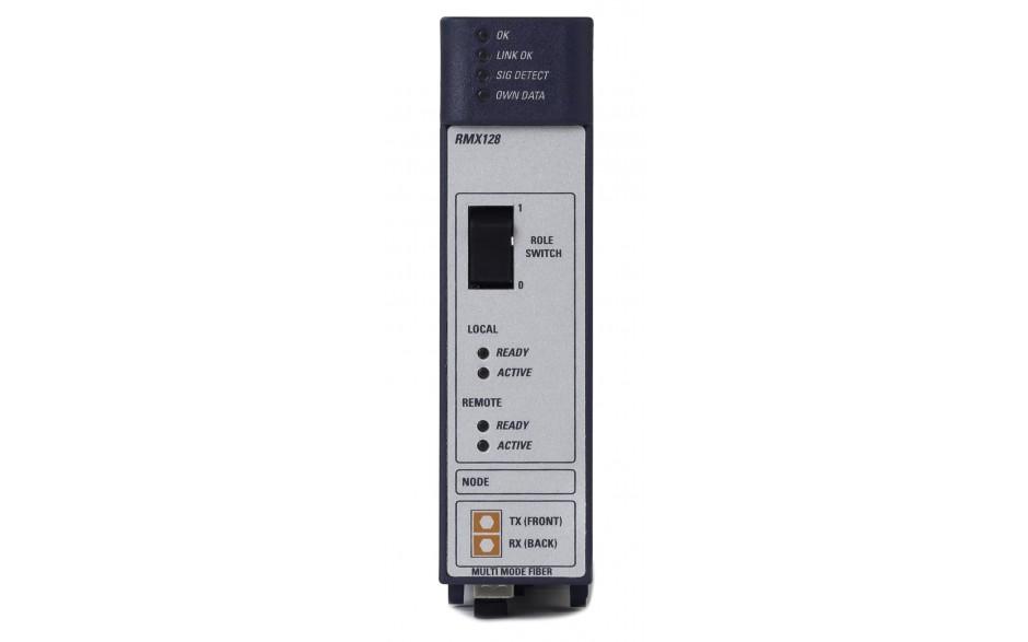 RX3i - Moduł do synchronizacji kontrolerów w układach redundancji (długość światłowodu do 300m) 3