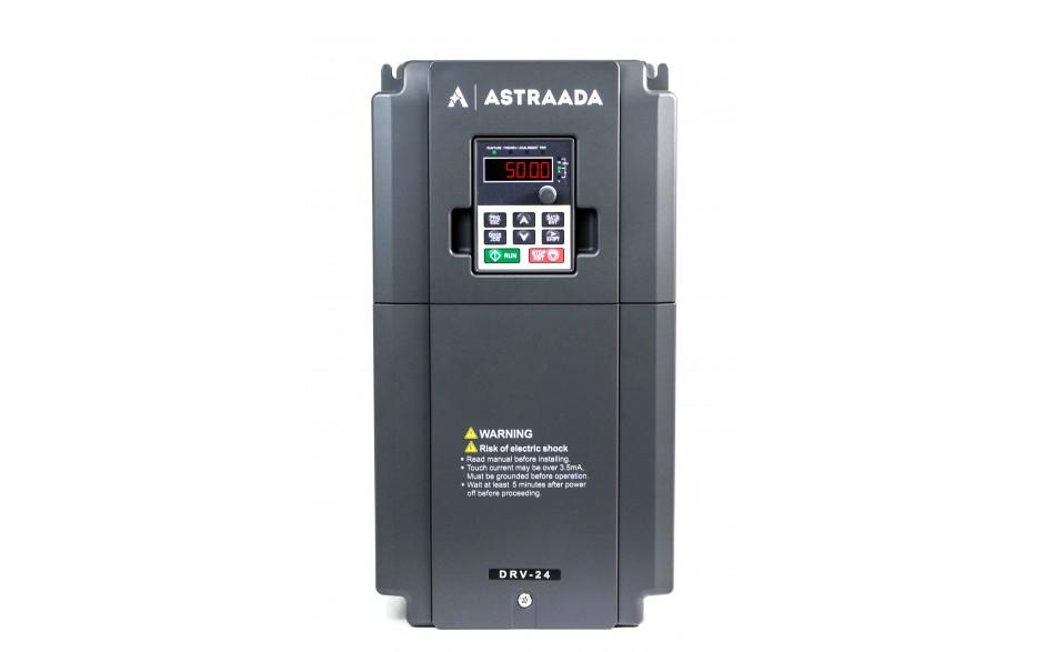 Falownik 7.5 kW trójfazowy wektorowy, STO, filtr EMC