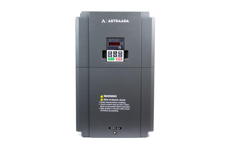 Falownik 55 kW trójfazowy wektorowy, STO, filtr EMC