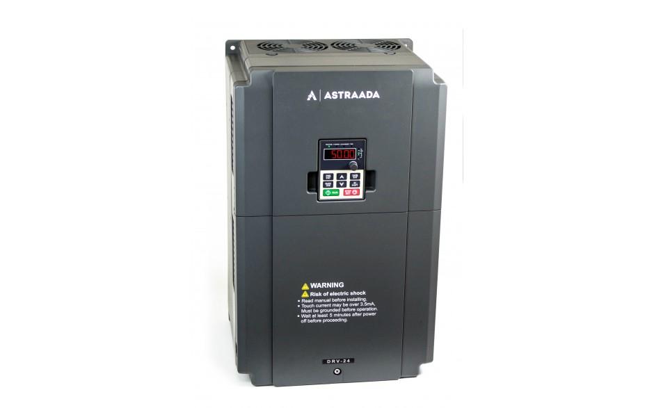 Falownik 75 kW trójfazowy wektorowy, STO, filtr EMC 2