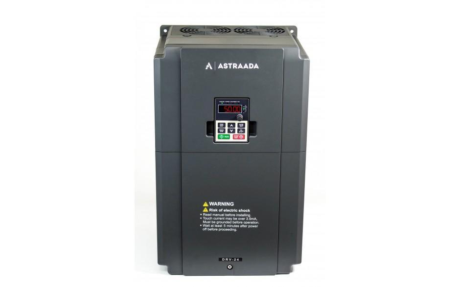 Falownik 75 kW trójfazowy wektorowy, STO, filtr EMC 4