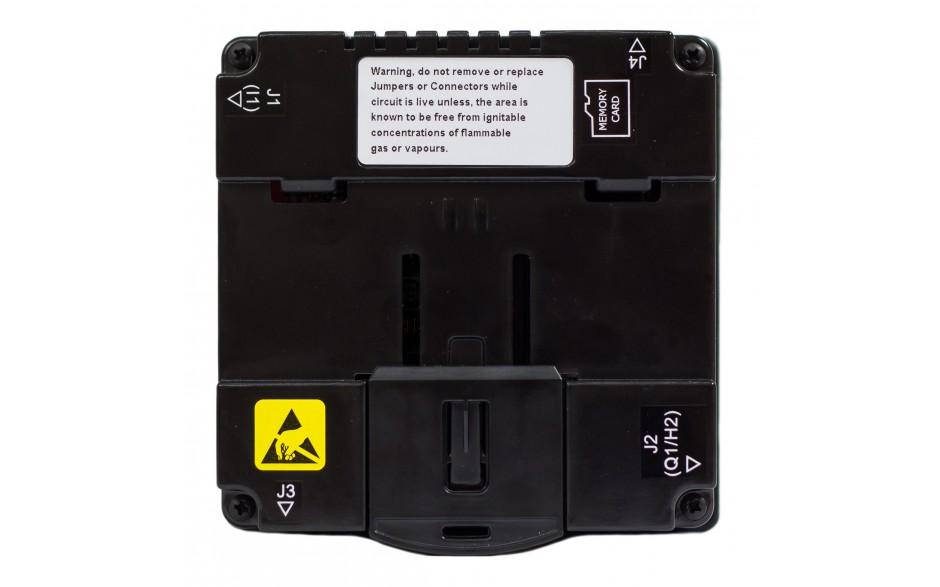 "Sterownik PLC z HMI EXLt - 3.5"", Ethernet; 12 DI (24V; 4 HSC); 12 DO (24V; 2 PWM); 2 AI (0-10V; 0-20mA; 4-20mA; RTD; THM); 2 AO (0-10V; 0-20mA; 4-20mA) 4"