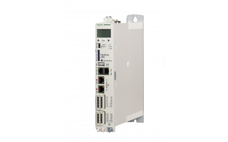 Kontroler serii Eco LMC201; 512MB RAM/FLASH; Intel Atom 1.6 GHz; 8 osi; zasilanie 24V; 8xDI;4xTP; 8xDO