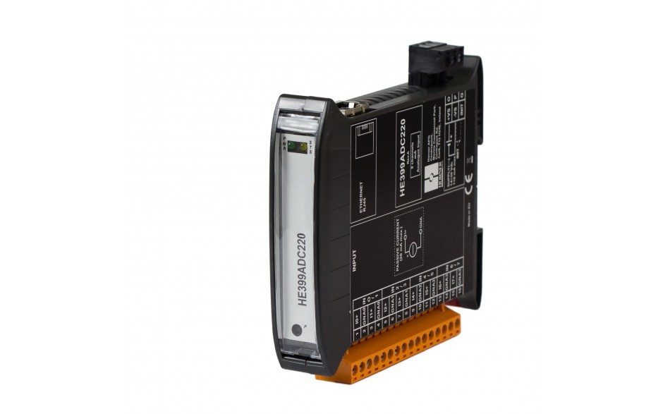 SmartMod PLUS I/O; 8 wejść analogowych (+/- 20 mA); 16 bitów; Modbus TCP 7