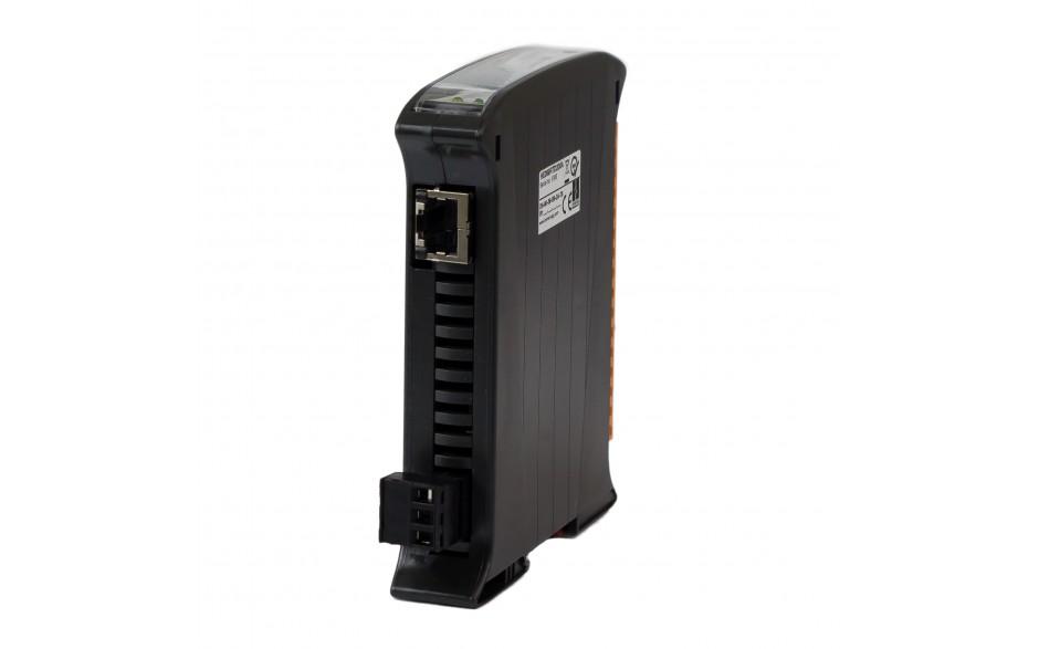 SmartMod PLUS I/O; 8 wejść RTD (Pt100, Pt1000, Ni100, Ni1000); rozdzielczość 16 bitów; Modbus TCP 2