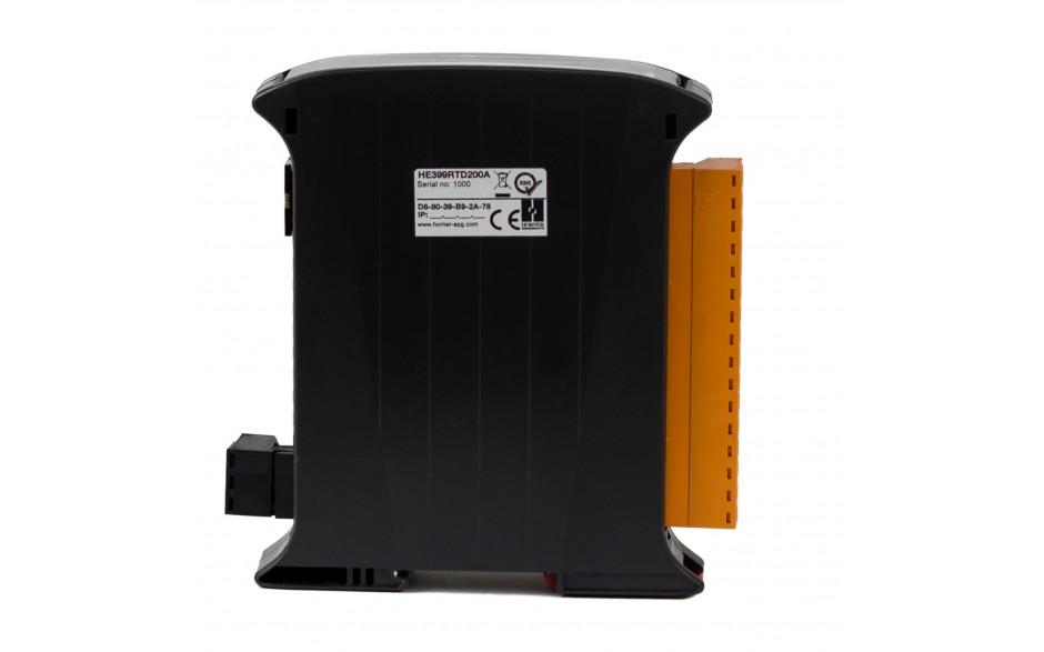 SmartMod PLUS I/O; 8 wejść RTD (Pt100, Pt1000, Ni100, Ni1000); rozdzielczość 16 bitów; Modbus TCP 3