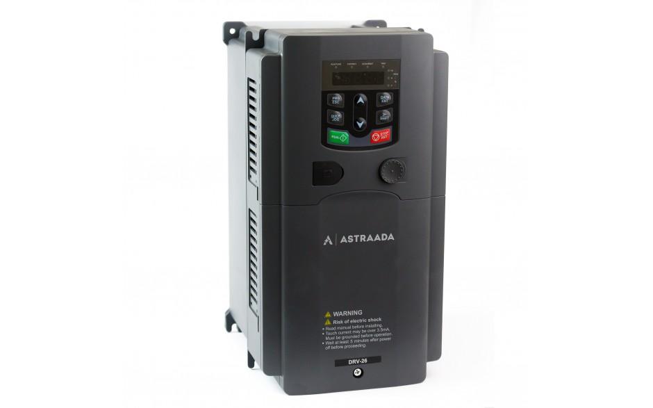 Falownik trójfazowy wektorowy 11 kW, filtr EMC, funkcje wentylatorowo-pompowe 2