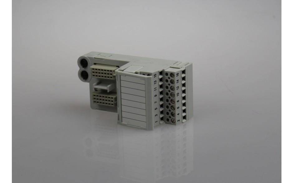 Wyprzedaż - PAC8000 IO - Interfejs przyłączeniowy; nisko energetyczny; wbudowane bezpieczniki; praca w strefie Div 2 2