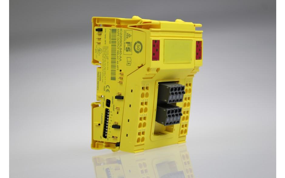 VersaPoint - VersaSafe, moduł wyjść przekaźnikowych bezpiecznych, 4 kanałowy, 4A, SIL3 2