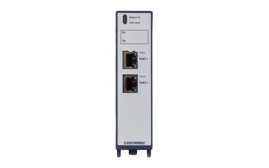 RX3i - Moduł komunikacyjny 2x RS232/422/485; izolowane porty; Modbus RTU Master/Slave; Serial I/O; DNP 3.0 2