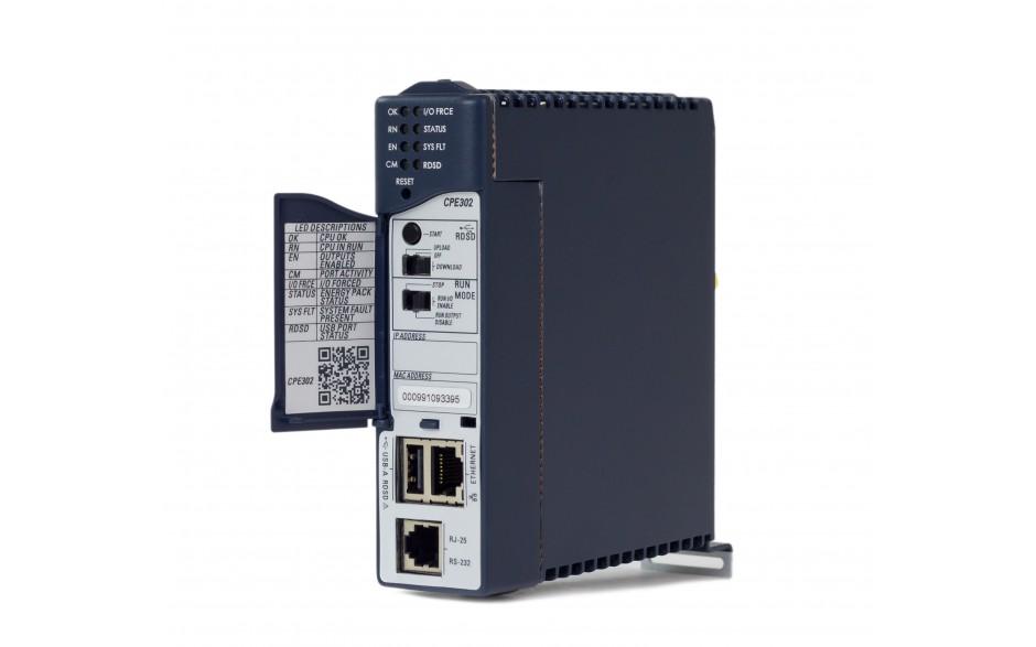 RX3i - CPU 2 MB RAM/FLASH; 1.1GHz; 1x Ethernet; 1x RS232; 1x USB; Energy PACK 6