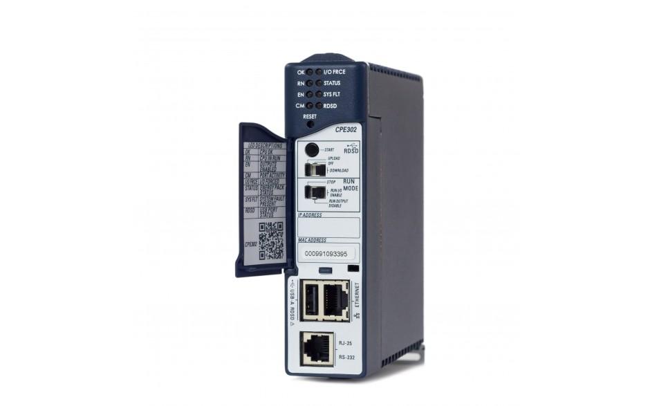 RX3i - CPU 2 MB RAM/FLASH; 1.1GHz; 1x Ethernet; 1x RS232; 1x USB; Energy PACK 9
