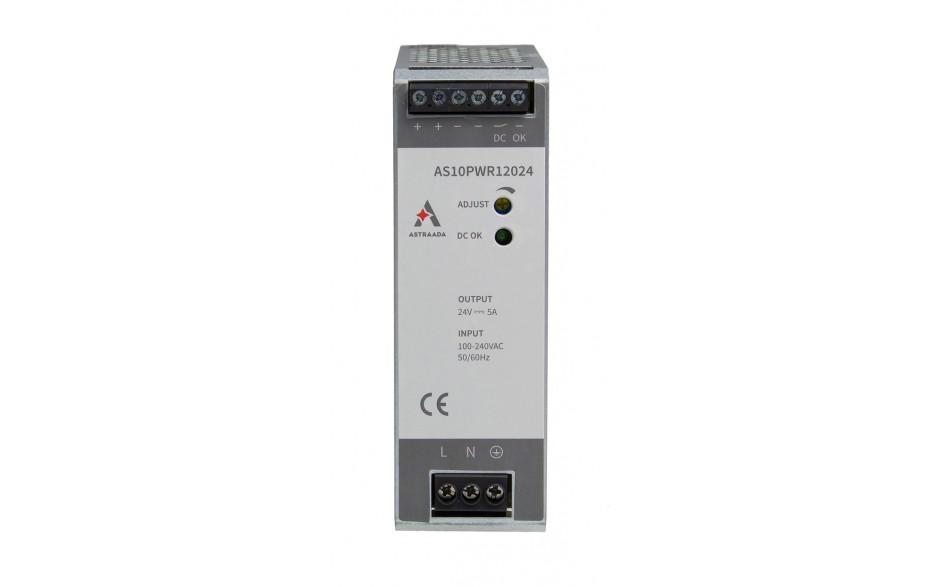 Zasilacz impulsowy (110-220VAC / 24V/5A DC) 3