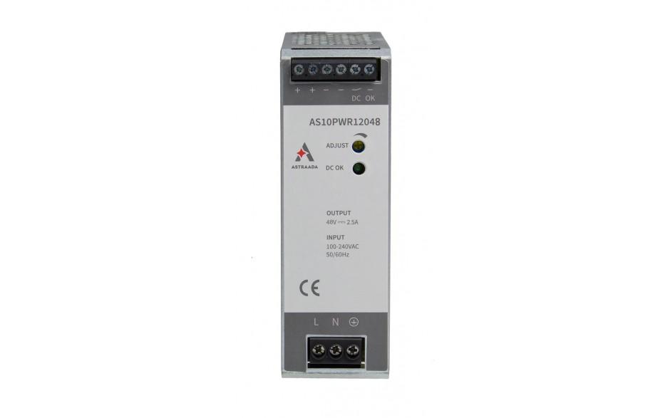 Wyprzedaż - Zasilacz impulsowy (100-240VAC / 48V/2.5A DC) 2