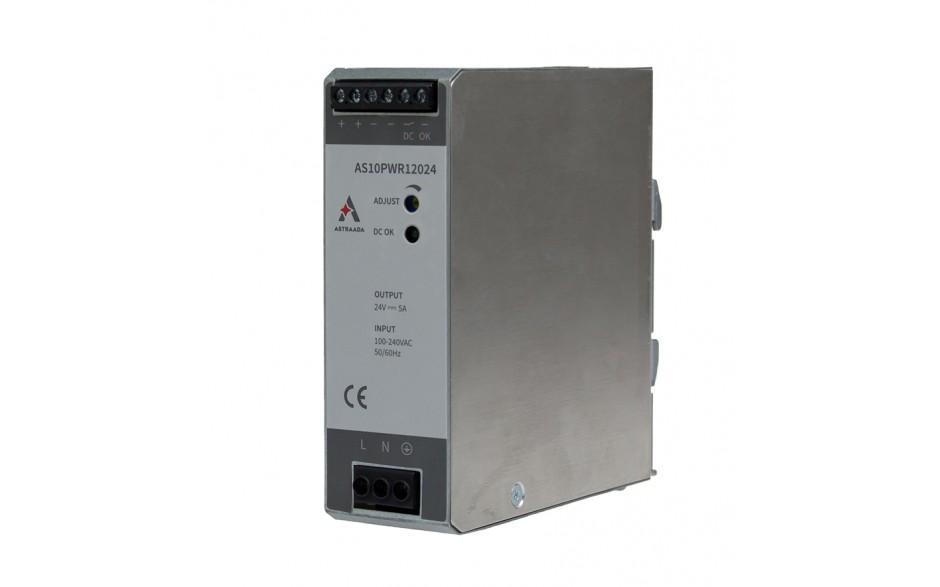 Zasilacz impulsowy (110-220VAC / 24V/5A DC) 2
