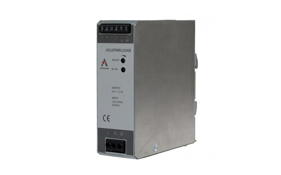 Wyprzedaż - Zasilacz impulsowy (100-240VAC / 48V/2.5A DC) 3