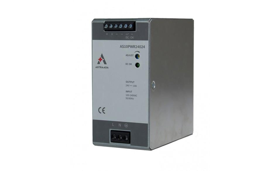 Zasilacz impulsowy (110-220VAC / 24V/10A DC) 2