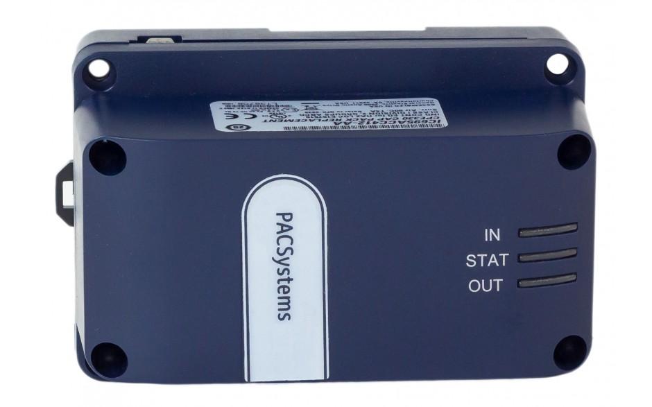 RX3i - CPU 64 MB RAM/FLASH; 1 GHz Dual Core; 2x Ethernet Gb; 1x USB; 1x Cfast; Energy Pack 15