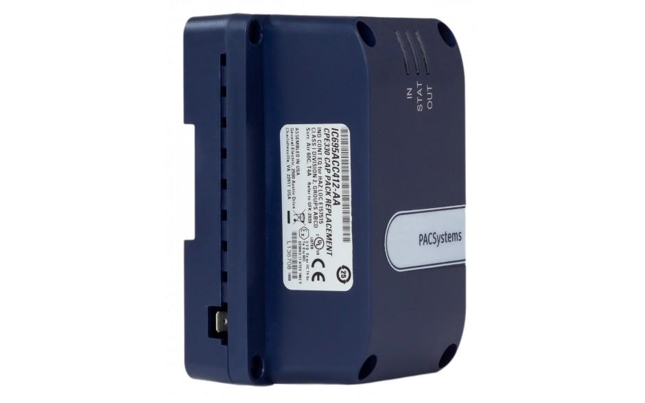 RX3i - CPU 64 MB RAM/FLASH; 1 GHz Dual Core; 2x Ethernet Gb; 1x USB; 1x Cfast; Energy Pack 17