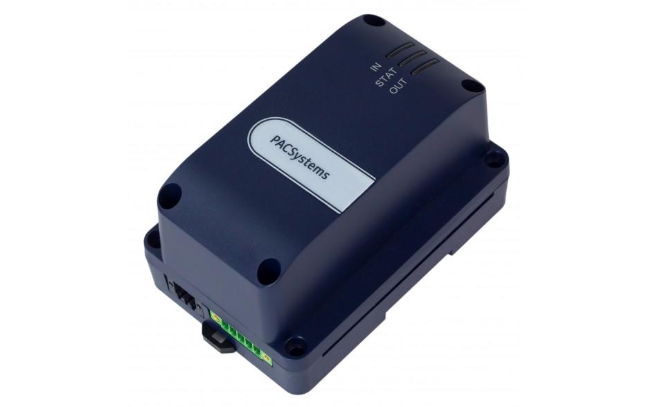 RX3i - CPU 64 MB RAM/FLASH; 1 GHz Dual Core; 2x Ethernet Gb; 1x USB; 1x Cfast; Energy Pack 18