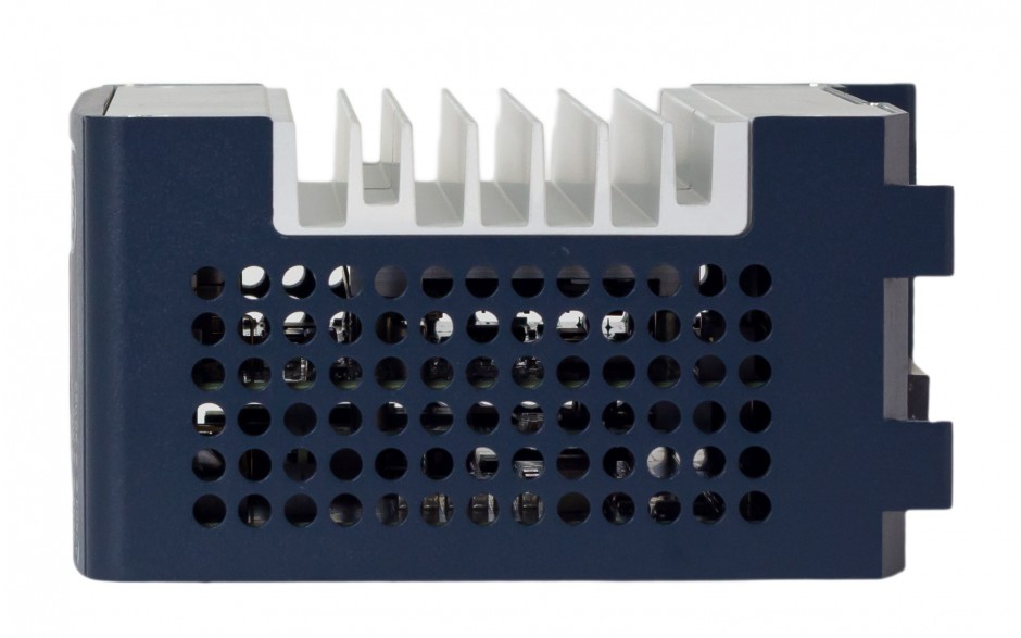 RX3i - CPU 64 MB RAM/FLASH; 1 GHz Dual Core; 2x Ethernet Gb; 1x USB; 1x Cfast; Energy Pack 5