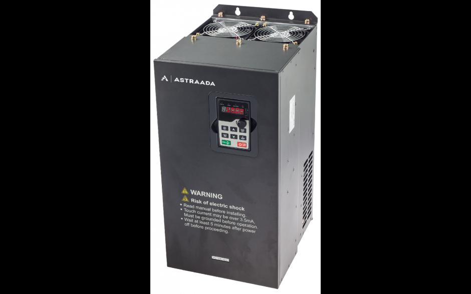 Falownik trójfazowy wektorowy 110 kW, filtr EMC, funkcje wentylatorowo-pompowe 2
