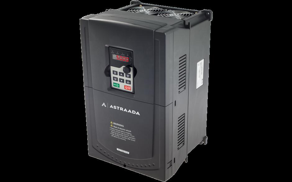 Falownik trójfazowy wektorowy 30 kW, filtr EMC, funkcje wentylatorowo-pompowe 3