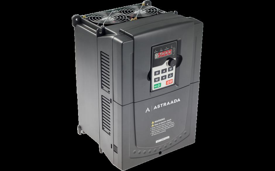 Falownik trójfazowy wektorowy 18.5 kW, filtr EMC, funkcje wentylatorowo-pompowe 4