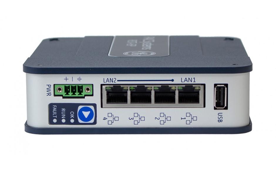 Sterownik PLC PACSystems RSTi-EP - Stand Alone CPU; 1MB RAM i FLASH; 1.2 GHz Dual Core; 2x Eth; 1x USB 3
