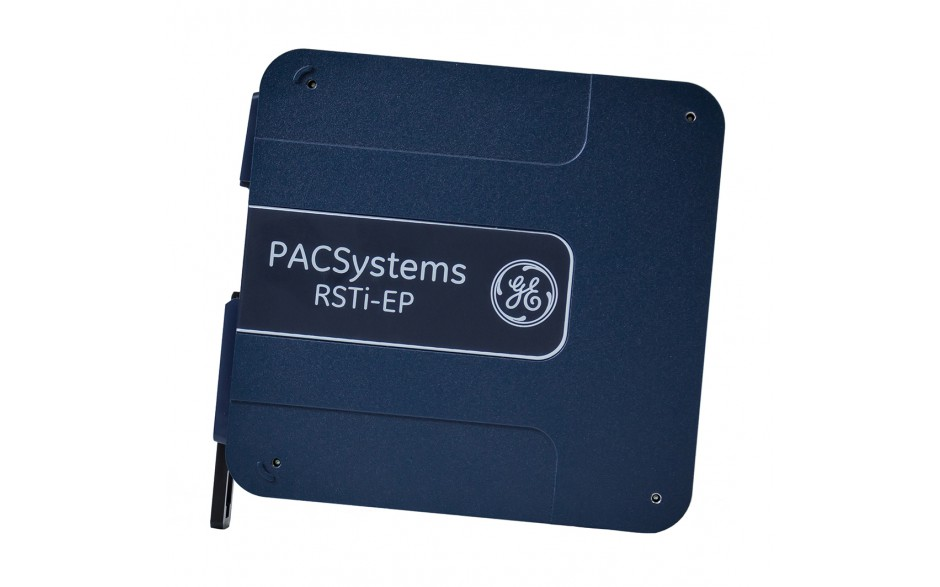 Sterownik PLC PACSystems RSTi-EP - Stand Alone CPU; 1MB RAM i FLASH; 1.2 GHz Dual Core; 2x Eth; 1x USB 5