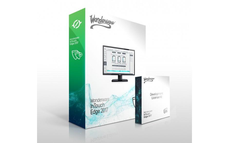 Wonderware InTouch Edge HMI 2017 Studio IDE - licencja deweloperska na 1000 zmiennych na kluczu USB