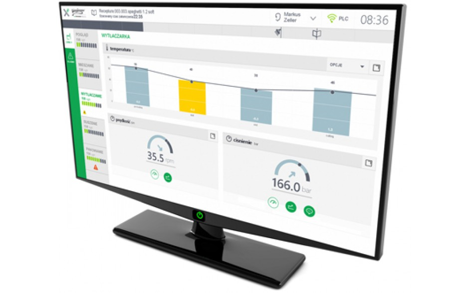 Wonderware InTouch 2020 Development z Runtime z I/O - 64 zmienne 2