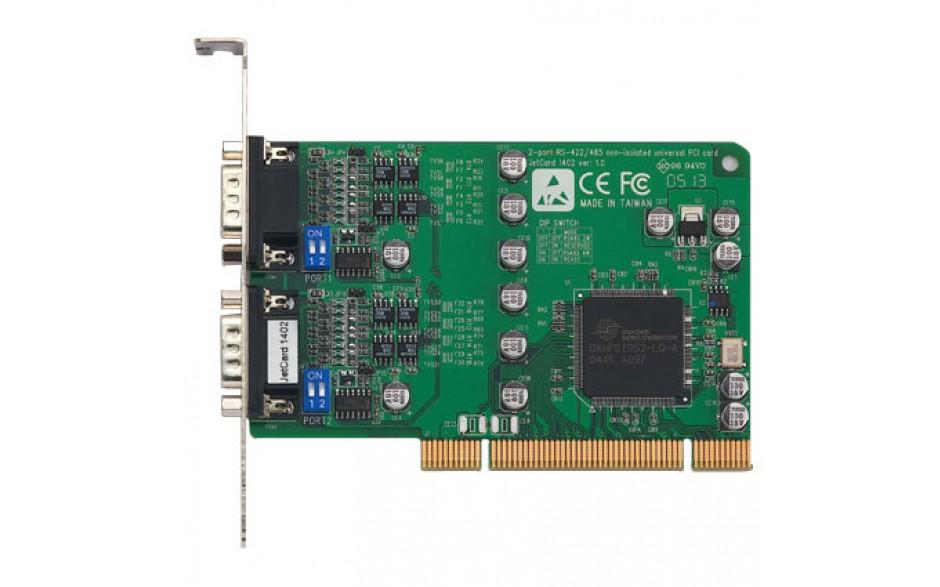 Astraada NET - Karta PCI 4x RS232, -10~70st.C (wymaga JET-CM37M9X4)