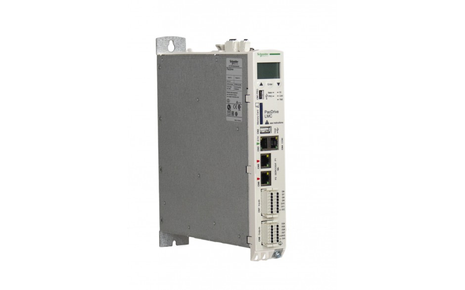 Kontroler serii Eco LMC216; 512MB RAM/FLASH; Intel Atom 1.6 GHz; 16 osi; zasilanie 24V; 8xDI; 4xTP; 8xDO  3