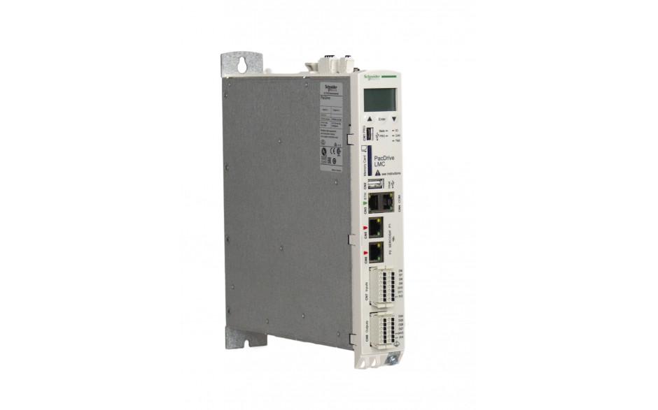 Kontroler serii Eco LMC100; 512MB RAM/FLASH; Intel Atom 1.6 GHz; zasilanie 24V; 8xDI; 4xTP; 8xDO 3