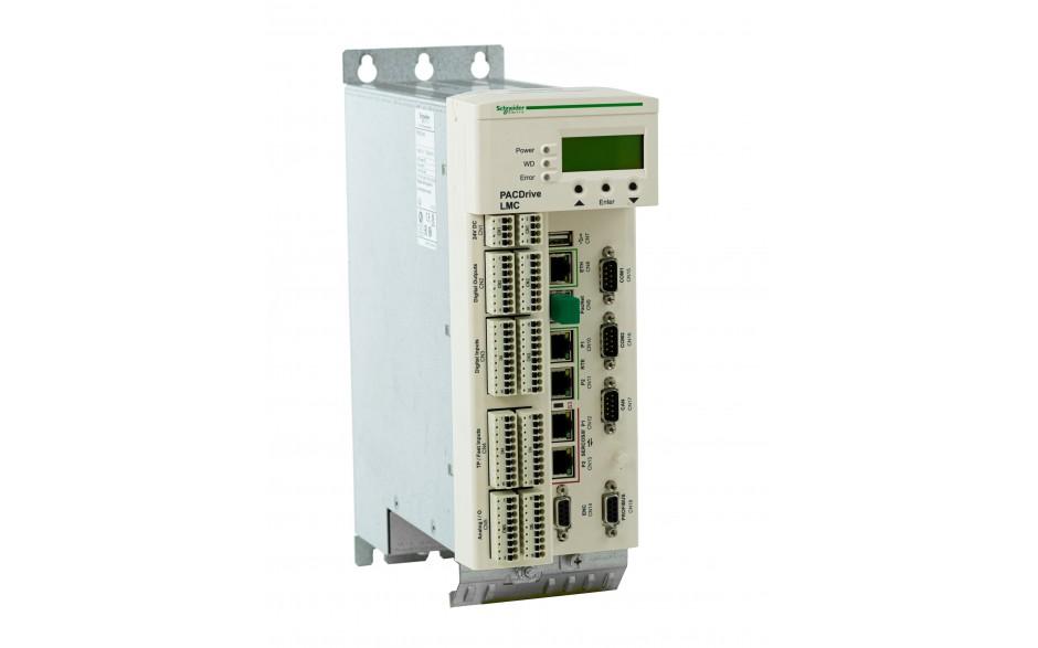 Kontroler  serii Pro LMC600 512MB RAM/FLASH; Intel Pentium M 2GHz; 99 osi;2xEth Gb; USB; USB-B; 2xSercos; 20xDI; 16xDO 2