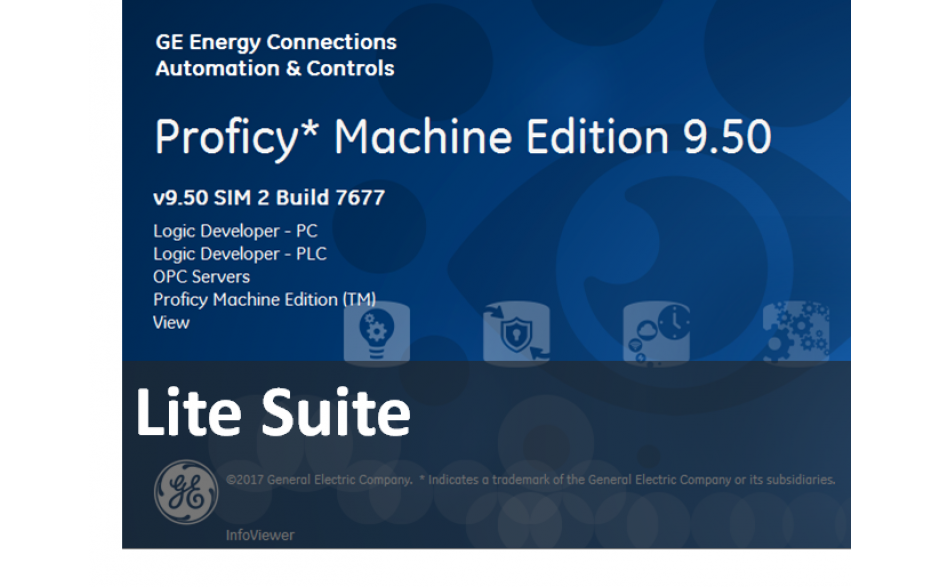 Licencja Proficy Machine Edition Lite Suite wer. 9.5
