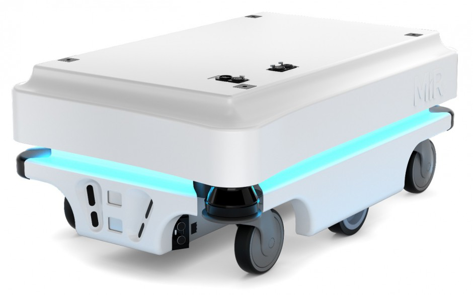 Robot mobilny MiR100 2