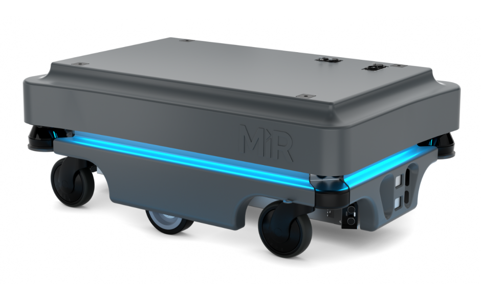 Robot mobilny MiR200 4